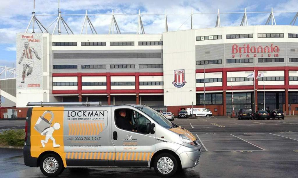 locksmith in stoke