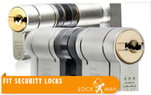 locksmith in Crewe fitting security locks