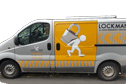 Auto Locksmith Van