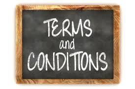 Lockman Terms & Conditions
